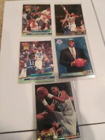 【送料無料】スポーツ メモリアル カード alonzo mourning 5 card lot034;grab bag034;alonzo mourning 5 card lot 034;grab bag034;