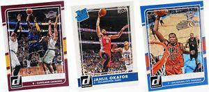 【送料無料】スポーツ メモリアル カード ベースシングルバスケットボールスポーツカードパニーニセット201516 donruss base set singles nba basketball trading sports cards panini
