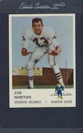 【送料無料】スポーツ メモリアル カード 1961174ジムノートンオイラーズnm*2411961 fleer 174 jim norton oilers nm *241