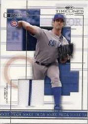 【送料無料】スポーツ メモリアル カード スケジュール2004 donruss timelines material finish your set *gotbaseballcards