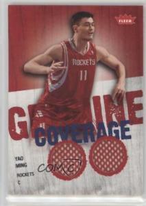 【送料無料】スポーツメモリアルカード200809gcymヒューストンロケッツカード