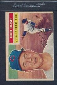 【送料無料】スポーツ メモリアル カード #ボブラッシュカブス1956 topps 214 bob rush cubs vgex *1915