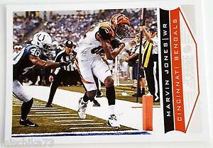 【送料無料】スポーツ メモリアル カード パニーニアメリカンフットボールスコアマーヴィンジョーンズシンシナティベンガルpanini nfl american football score 2013 42 marvin jones cincinnati bengals