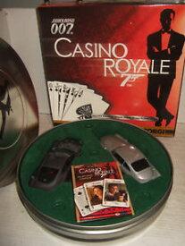 【送料無料】模型車 モデルカー スポーツカー コーギージェームスボンドカジノロワイヤルセットスズカードcorgi cc99193 james bond casino royale gift set, db5 amp; dbs with tin amp; cards
