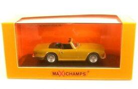 【送料無料】模型車 モデルカー スポーツカー オレンジtriumph tr6 orange 1968