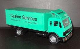 【送料無料】模型車 モデルカー スポーツカー メルセデスベンツトラックカジノサービスnzg mercedesbenz lkw sk casino services valkenswaard nl 150 ovp r2_2_3