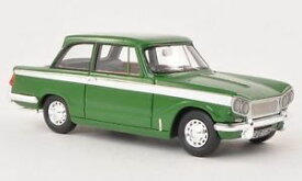 【送料無料】模型車 モデルカー スポーツカー サロンネオスケールtriumph vitesse 6 saloon greenwhite 1969 neo scale 143 45685