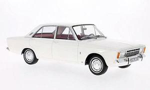 【送料無料】模型車 モデルカー スポーツカー フォードホワイトボスボスford taunus 17m p7a, weiss 1967 bos 118 bos028