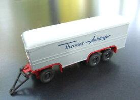 【送料無料】模型車 モデルカー スポーツカー ホサーモストレーラ#wiking thermosanhnger ho 187 saure 542 1552
