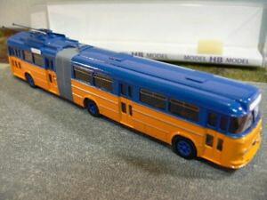 【送料無料】模型車 モデルカー スポーツカー バス187 hb henschel hs 160 o bus kaiserslautern gelenkbus