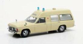 【送料無料】模型車 モデルカー スポーツカー オペルアドミラルマトリックスopel admiral b lwb miesen rettungswagen 1970 matrix 143 mx11502051