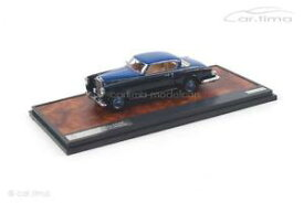 【送料無料】模型車 モデルカー スポーツカー クーペスケールモデルマトリックスbentley mkvi pininfarina coupe 1952 blau 1 of 408 matrix scale models 1