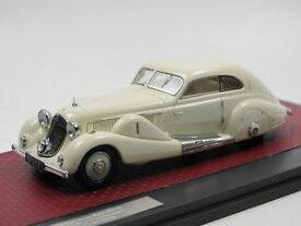 【送料無料】模型車 モデルカー スポーツカー マトリックスメルセデスベンツタンケンmatrix 1935 mercedesbenz 500k spezial stromlinienwagen tan tjoan keng 143