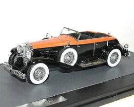 【送料無料】模型車 モデルカー スポーツカー マトリックススケールモデルモデルリビエラフェートンブルノmatrix scale models, 1934 duesenberg model j riviera phaeton by brunn, 143