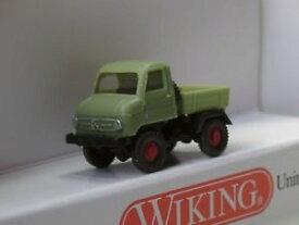 【送料無料】模型車 モデルカー スポーツカー メルセデスwiking mercedes unimog u 411 reseda grn 0972 01 1160