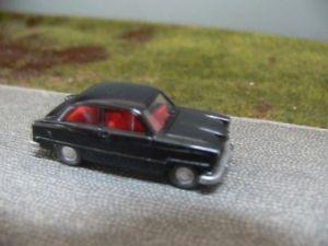 【送料無料】模型車 モデルカー スポーツカー フォードグローブ187 wiking ford 12 m weltkugel schwarz 821 a