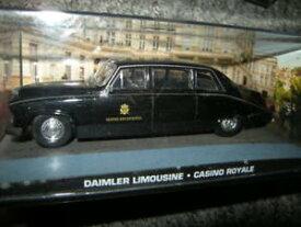 【送料無料】模型車 モデルカー スポーツカー ジェームスボンドカジノロワイヤルダイムラーリムジン143 uh 007 james bond daimler limousine casino royale vp