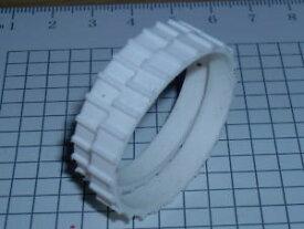 【送料無料】模型車 モデルカー スポーツカー マッチモデルトタートレッドreplacement tractor treads for matchbox lesney 35b snow trac models white