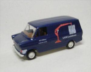 【送料無料】模型車 モデルカー スポーツカー フォードトランジットロケットボックスford transit iia kasten hab