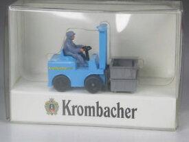 Wiking Werbemodell Opel Blitz Krombacher Bier in OVP TOP