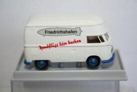 【送料無料】模型車 モデルカー スポーツカー フォルクスワーゲンフォルクスワーゲンコンパートメントボックスフリードリヒスハーフェンbrekina 932158 187 volkswagen vw t1 grossraum kasten friedrichshafen 2016