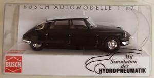 【送料無料】模型車 モデルカー スポーツカー ターミナルタクシーbusch 48014 spur h0 citron ds 19, taxi neu ovp