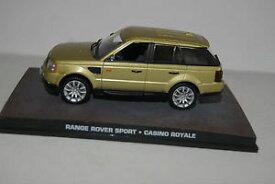 【送料無料】模型車 モデルカー スポーツカー モデルカージェームスボンドカジノロワイヤルレンジローバースポーツmodellauto 143 james bond 007 range rover sport *casino royale nr 51