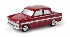 【送料無料】模型車 モデルカー スポーツカー フォードレッド187 brekina ford 12m rot 13904
