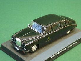 【送料無料】模型車 モデルカー スポーツカー ダイムラーリムジンカジノロワイヤルジェームズボンドモデルカームービーカーdaimler limousine casino royale james bond 007 143 modellauto filmauto ovp