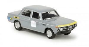 【送料無料】模型車 モデルカー スポーツカー モータスポーツ187 brekina bmw 1800 tii aus historischem motorsport 24429