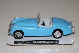 【送料無料】模型車 モデルカー スポーツカー ジャガーロードスターモデルカーモデルスケール?modell auto automodell jaguar xk120 roadster mastab 143 lnge 10 cm