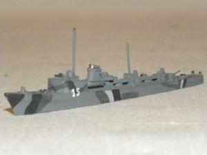 【送料無料】模型車 モデルカー スポーツカー バトーハンザスケールモデルbateau navire de guerre hansa t112 torpedoboat scale model ship schiff 11250