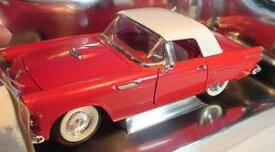 【送料無料】模型車 モデルカー スポーツカー フォードサンダーバード#revell 118 ford thunderbird 1955 rot in ovp 2144