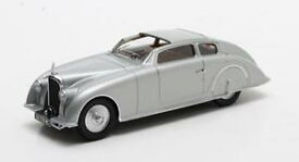 【送料無料】模型車 モデルカー スポーツカー シルバーマトリックスvoisin c28 aerosport silver 1935 matrix 143 mx52108021