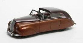 【送料無料】模型車 モデルカー スポーツカー ロールスロイスシルバーデヴィルマトリックスrolls royce silver wraith sedanca de ville nubar gulbelkian 1947 matrix 143