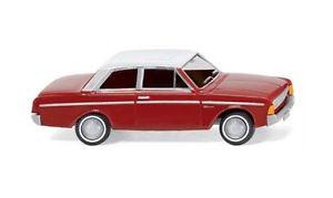 【送料無料】模型車 モデルカー スポーツカー フォードブラウンレッドホワイトターミナルモデルカーford taunus 20m 196467 braunrotwei wiking 020401 spur h0 187 modellauto