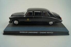 【送料無料】模型車 モデルカー スポーツカー modellauto 143 james bond 007 daimler limousine *casino royale nr 49