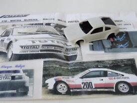 【送料無料】模型車 モデルカー スポーツカー モデルneues angebotalezan models 143 matra murena total rallycross beltoise 1981