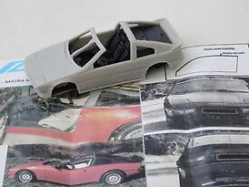 【送料無料】模型車 モデルカー スポーツカー モデルalezan models 143 matra murena s decouvrable chapron