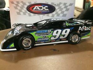 【送料無料】模型車 モデルカー スポーツカー カールエドワーズ#アフラックモデル124 carl edwards prelude to a dream 99 aflac adc late model 1 of 300