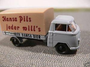 【送料無料】模型車 モデルカー スポーツカー ハンザビールモデル187 epoche matador i prpl dortmunder hansa bier sondermodell