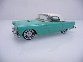 【送料無料】模型車 モデルカー スポーツカー マッチフォードサンダーバードターコイズホワイトmatchbox dinky dyg08 143 ford thunderbird von 1955 trkiswei top zustand