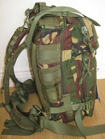 【送料無料】キャンプ用品 dpm camo スコットランドパック25lリュックサック