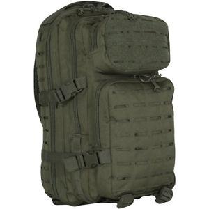 【送料無料】キャンプ用品 lazerレコンmolleバックパックハイキングリュックサック35ポンドパック