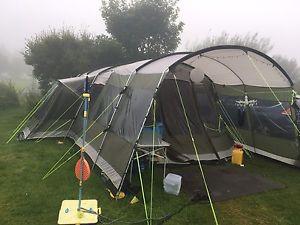 【送料無料】キャンプ用品 モンタナテントフロントエクステンションカーペットoutwell montana 6p tent with front extension amp; carpet