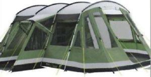 【送料無料】キャンプ用品 モンタナテント¥**** outwell montana 600p 6 person family tent rrp 800