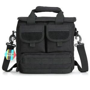【送料無料】キャンプ用品 メンズショルダーバッグメッセンジャーバッグトラベルノートパソコンハンドバッグmens multifunctional tactical shoulder bag messenger bag travel laptop handbag