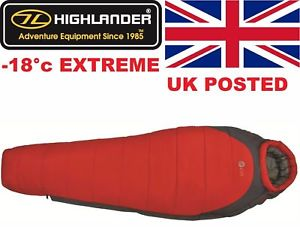 【送料無料】キャンプ用品 34シーズンスコットランドecho 250 ripstop 18highlander scotland echo 250 ripstop sleeping bag breathable 34 season 18