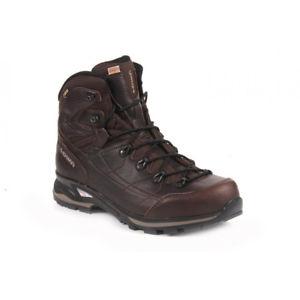 【送料無料】キャンプ用品 ヒューストンゴアテックスミッドメンズダークブラウンウォーキングブーツlowa houston goretex mid mens dark brown walking boots uk 7