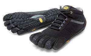 【送料無料】キャンプ用品 アセントメンズハイキングシューズ¥vibram fivefingers trek ascent insulated mens barefoot run hiking shoe rrp 129
